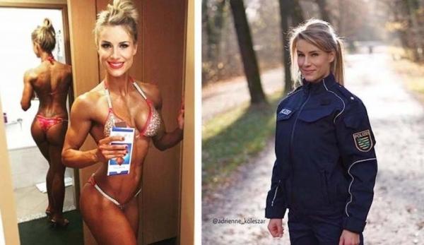 «Горячая штучка» вернулась на работу в полицию после ультиматума