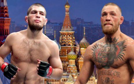 Официально анонсирован бой Нурмагомедова против Макгрегора
